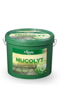 Mucolyt: Atemwegsprobleme nehmen immer mehr zu. Selten stehen dem Pferd natürliche Kräuter mit wertvollen Sekundären Pflanzenstoffen, z.B. ätherischen Ölen, zur Verfügung.