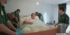 Heaviest man in the world @ 358 kilo