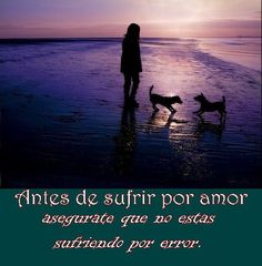 Antes de sufrir por #Amor...