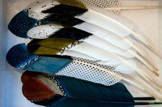 La collection 'Paris-Dallas', présentée le 10 décembre au [Dallas Fair Park], mettait à l'honneur les savoir-faire des onze [Maisons d'Art] de Chanel, parmi lesquelles le brodeur Lesage, le plumassier Lemarié et le modiste [Maison Michel]  Photos © Vincent Lappartient