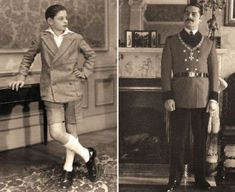 ircea Grigore Carol, născut Lambrino (1920 – 2006). În 1955, un tribunal portughez a decis că este fiul legitim al Regelui Carol al II-lea şi are dreptul de a folosi numele de familie Hohenzollern în loc de Lambrino. Romanian Royal Family, Ferdinand, Double Breasted Suit, Edinburgh, Reign, Georgia, Suit Jacket, Suits, Descendants