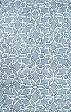 Rugs USA Satara Blue Rug, area rugs, style, home decor, pattern, trend, home decor, house, home, interiors, pretty, inspire, chic, discount,