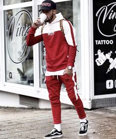 RED MDV HOODIE £37.99 / $53.99. RED MDV JOGGERS £35.99 / $50.99.  Shop the latest Manière De Voir trends. Discover men's clothing and women's fashion online. Shop tracksuits, hoodies, jeans, leggings and more. www.manieredevoir.com