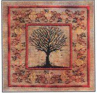Image - Cross Stitch Chart- Awesome Autumn by Lynne Nicoletti