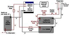 12 volt wiring diagram
