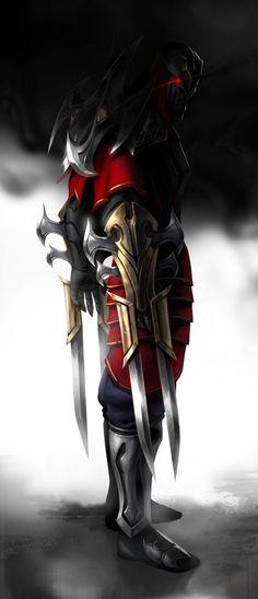 League of Legends, fandom, of Zed