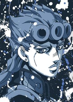 Giorno Giovanna naruto Jojo's Bizarre Adventure Anime, Jojo Bizarre, Retro Vintage, Naruto, This Is Us, Poster Prints, Concept, Metal, Stuff To Buy