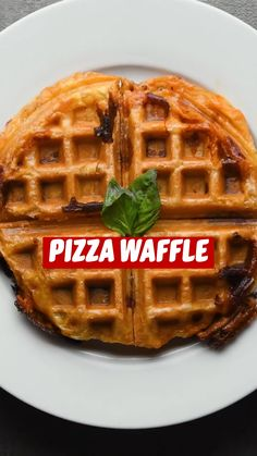 Appetizer Recipes, Dessert Recipes, Appetizers, Fun Baking Recipes, Cooking Recipes, Waffle Iron Recipes, Tasty, Yummy Food, Pillsbury
