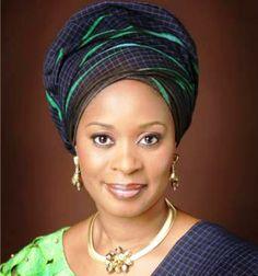H.E. Mrs. Olufunsho Amosun, First Lady, Ogun State, Nigeria - Keynote Speaker@WAF-2014, Gambia:25-29 May