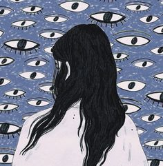 Some things have to be believed to be seen : New post on tryppi Art And Illustration, Illustrations, Arte Inspo, Art Sketches, Art Drawings, Random Drawings, Image Swag, Posca Art, Arte Obscura