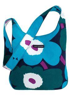 Marimekko bag Unikko Clover | Marimekko Bags | Shannon Furniture Diy Embroidery Crafts, Marimekko Dress, Summer Handbags, Crazy Outfits, Purses And Bags, Textiles, Clothes For Women, My Style, Accessories