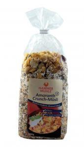 Amaranth Cruch Müsli - glutenfrei