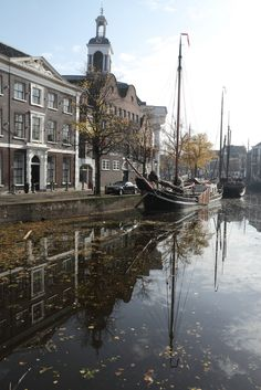 Schiedam, The Netherlands (my home)