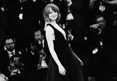 """""""You're only human. You live once and life is wonderful, so eat the damned red velvet cupcake."""" Emma Stone"""