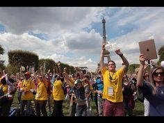 La Journée des Oubliés des Vacances 2015 au Champ de Mars #Paris