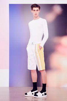 Lookbook | Jil Sander, men's S/S15 collection @ Milan Fashion Week.