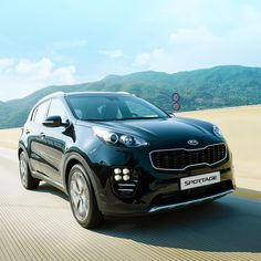 #SUV 의 절대강자 ' #The_SUV_스포티지 ' !  #The_SUV , #SPORTAGE ' is an absolute leader in SUVs totally changed with an innovative design