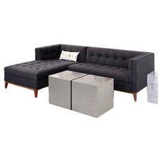 Found it at AllModern - Atwood Sectional in Urban Tweed Inkhttp://www.allmodern.com/deals-and-design-ideas/p/Gus%2A-Modern-Upholstery-Sale-Atwood-Sectional-in-Urban-Tweed-Ink~GUS1379~E12455.html?refid=SBP.rBAZEVNmaboDtlfBIRYUAvs12f_3eUOBnkKyqzhsuBo