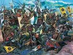 Battle_of_Okehazama.jpg (400×300)