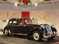 When it was introduced in 1934, the Citroen Traction Avant was one of the most advanced cars in the world. It had front-wheel drive, a monocoque body, hydraulic brakes, and independent suspension. ...