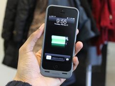 Save your battery life: mophie juicepack helium for iPhone 5
