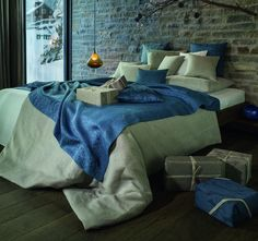 Comforters, Blanket, Bed, Furniture, Home Decor, Creature Comforts, Homemade Home Decor, Blankets, Stream Bed