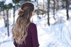 Double Dutch Half Up | Cute Girls Hairstyles