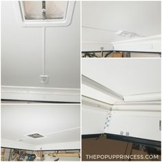 Pop Up Camper Roof Rebuild - Look at that pretty ceiling! It was a long road, but here's how we rebuilt the interior of our damaged pop up camper roof. Diy Camper Trailer, Teardrop Camper Trailer, Pop Up Trailer, Camper Hacks, Popup Camper, Tent Trailers, Hiking Tips, Hiking Gear, Camping Ideas