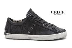 #CrimeLondon Woman Collection #sneakers www.crimelondon.com
