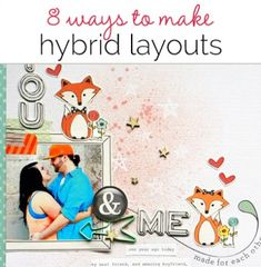 8 Ideas for Using Digital Scrapbooking Products On Paper Pages   Get It Scrapped