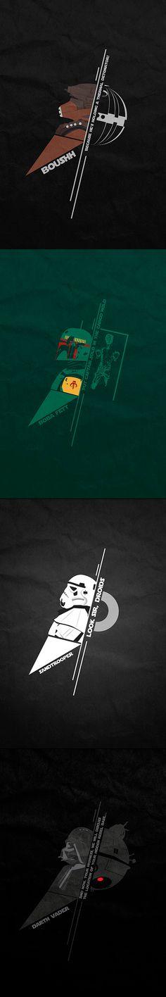 Star Wars / Art Poster