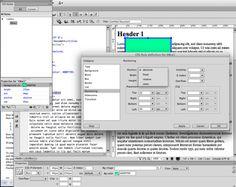 dreamweaver wire frames basic template layouts adobe webdesign