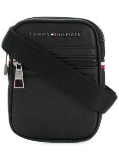 f7189ad970c Tommy Hilfiger Elevated Mini Reporter Bag - Farfetch