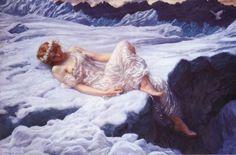 Heart of snow. Arthur Hughes