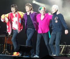 The Rolling Stones live at the Adelaide Oval, Adelaide, Australia 25 October 2014 by IORR