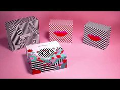 This year, good things come in happy, bold, graphic packages. #Sephora #Video #Giftopia