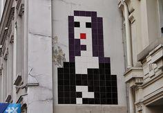 Invader - Mona Lisa