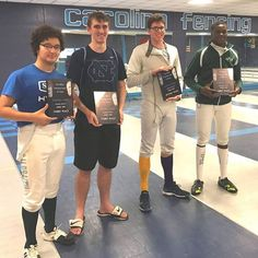 Congrats to Lars 2nd place epee today. We'll post the other results as soon as we can! Tough fencing to all our other fencers today Kevin Ben and Francis.  And another special shout out to Scott Anderson former AAFA fencer!