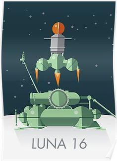 Luna 16 Poster