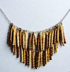 Respresso collar oro marrón - de reciclado Neapresso cápsulas