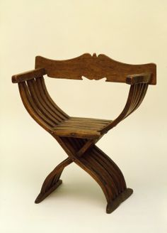 Chairs In The Middle Ages And Renaissance