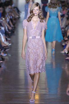 Jill Stuart Spring 2005 Ready-to-Wear Fashion Show - Lily Donaldson