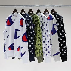Just Arrived: Nike Sneakers, Raised By Wolves, Patagonia & More. Cut Up Shirts, Suit Shirts, Senior Sweatshirts, Hooded Sweatshirts, Champion Hooded Sweatshirt, Polo Sport, Urban Fashion, Mens Fashion, Champion Clothing