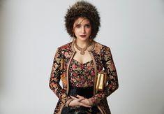 Elle India   Anushka Sharma plays muse to Sabyasachi Mukherjee