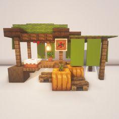 (8) Market Stalls! - which one is your favorite? : Minecraftbuilds Minecraft Cottage, Minecraft Castle, Minecraft Medieval, Cute Minecraft Houses, Minecraft Plans, Minecraft House Designs, Minecraft Tutorial, Minecraft Blueprints, Cool Minecraft