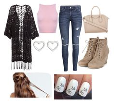 Casual pt.19 by paigencudd-1 on Polyvore featuring polyvore, fashion, style, H&M, Givenchy, Marc by Marc Jacobs and clothing