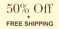 CYBER MONDAY SALE  50% OFF + FREE SHIPPING   Shop @ www.thejewelstreet.etsy.com