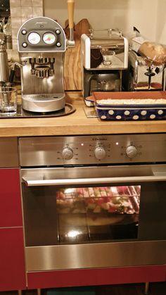 オーブン中