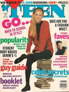 Teen Magazine August 1991