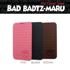 Bad Badtz-Maru Flip Cover Case for iPhone 5,Galaxy S3 III,Note 2 II at U$23.98